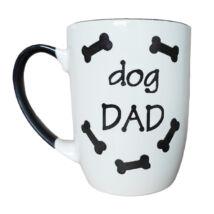 Dog Dad kerámia bögre - 700 ml