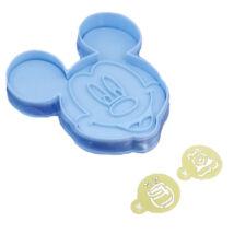 Mickey egér kiszúró, formázó szett