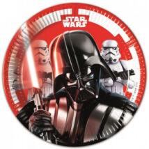Star Wars-os papírtányér 8 db