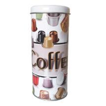 Fémdoboz kávé kapszulás