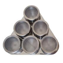 Mágneses fűszertartó 7 részes
