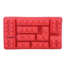 Építő kocka szilikon forma #2