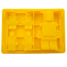 Lego emberek szilikon forma