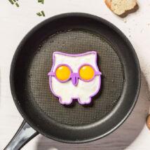 Bagoly tojássütő forma