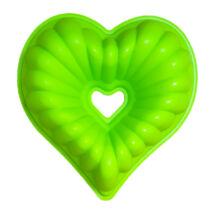 Szív kuglóf forma