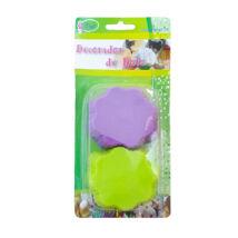 Muffin szilikon forma - virág - 6db