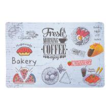 Fresh Morning tányéralátét 4 db