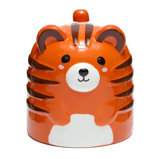 Tigris kerámia bögre 3D