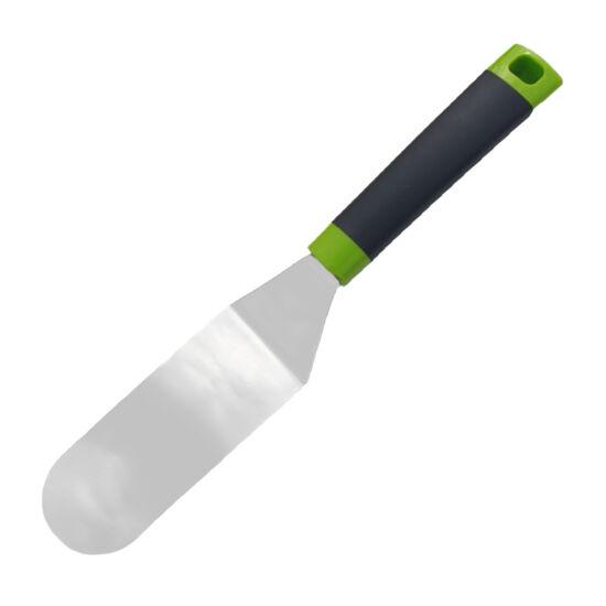 Hajlított cukrász spatula - széles - 27cm