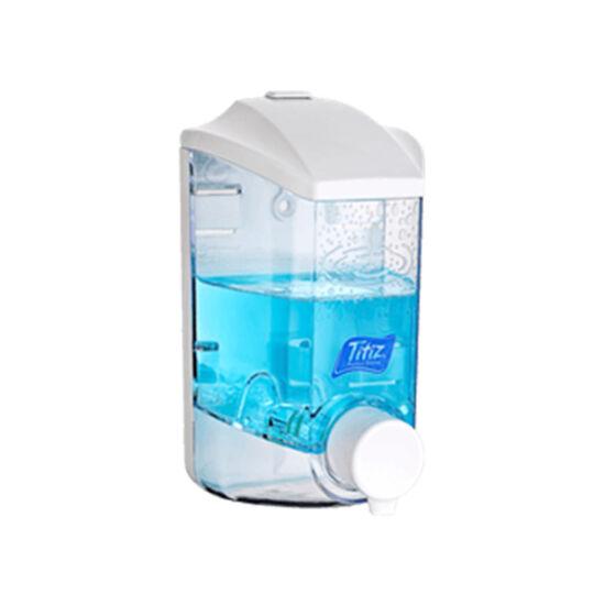 Damla folyékony szappanadagoló fali - 400ml