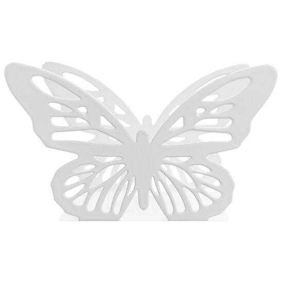 Pillangó forma szalvétatartó