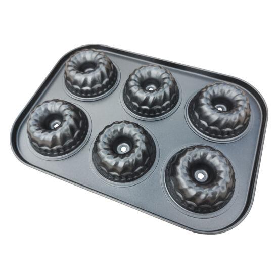 Mini kuglóf sütőforma - 6 adagos