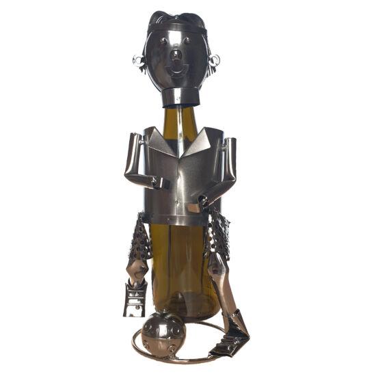Focista fém bortartó