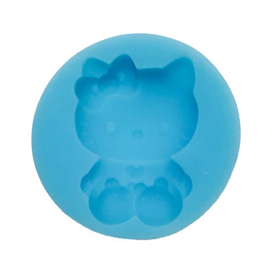 Hello Kitty cicás fondant/marcipán formázó