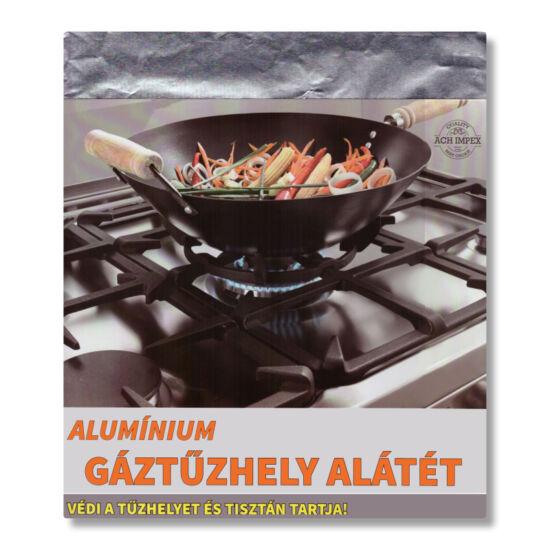 Gáztűzhely alátét alumínium 50 x 60 cm