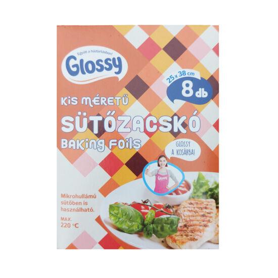 Glossy sütőzacskő 25x38cm -8db