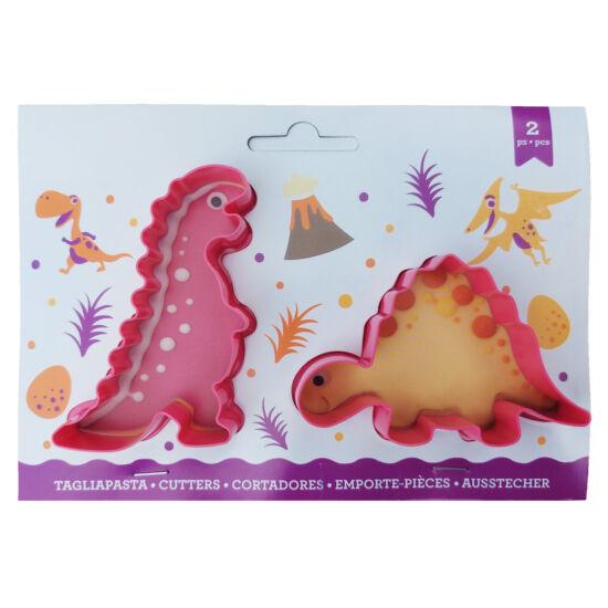Dinoszauruszok kiszúró szett