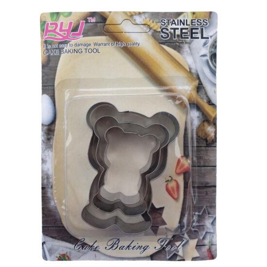 Maci sütikiszúró szett