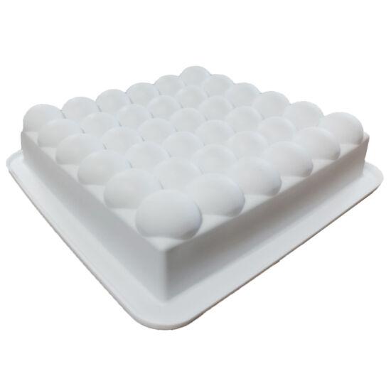 Buborék szilikon sütőforma - Bubble