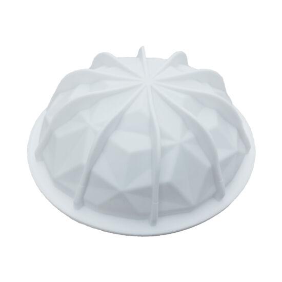 Gyémánt mousse 3D-s szilikon  forma