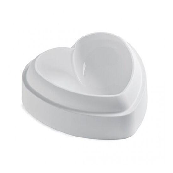 Szív alakú szilikon forma - Amore